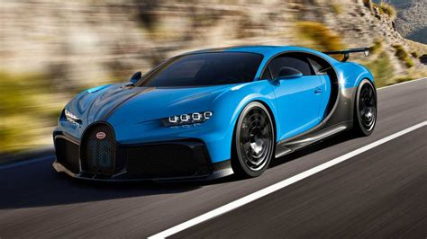 The chiron is the most powerful, fastest and exclusive production super sports car in bugatti's brand history. Bugatti Chiron Pur Sport Is A $3.55-Million, 1,500-HP Track Toy