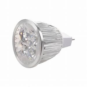 Gu5 3 Led : 5w 12v gu5 3 mr16 white spot led light lamp bulb energy ~ Edinachiropracticcenter.com Idées de Décoration