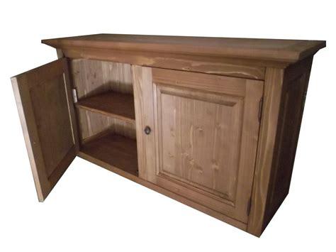meuble cuisine pin element haut de cuisine cagne