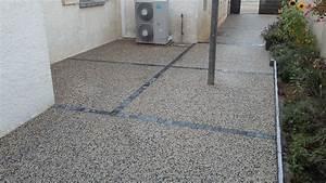 beton desactive revetement pour sols exterieurs artisanbeton With fabriquer des carreaux de ciment soi même