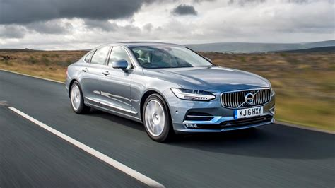 Review Volvo S90 by Volvo S90 Review Top Gear