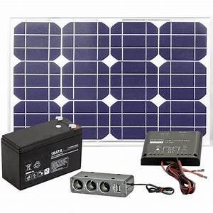 Solarstrom Berechnen : 20 w solarstrom set mit akku im conrad online shop 099430 ~ Themetempest.com Abrechnung