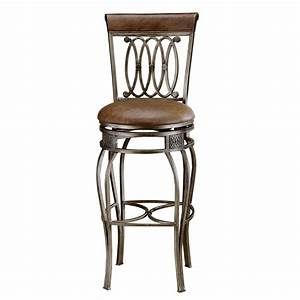 Shop Hillsdale Furniture 28-in Bar Stool at Lowes com