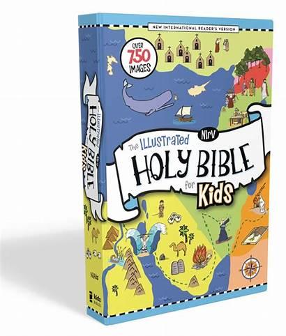 Bible Transparent Illustrated Zondervan 3d Inside Holy