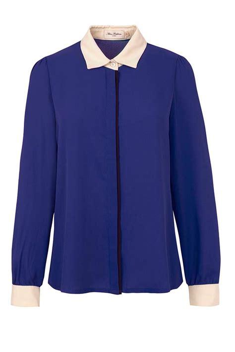 blue blouse electric blue blouse uk sleeveless blouse