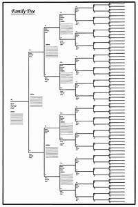 Best Photos of Large Blank Family Tree Template ...