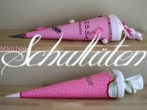 Schultüten Für Mädchen : zum schulstart my beautiful paper ~ Yasmunasinghe.com Haus und Dekorationen