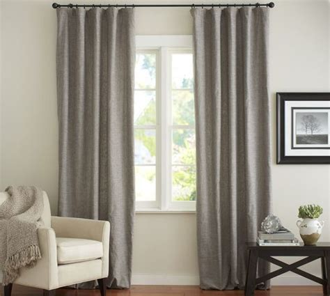 pottery barn curtains emery emery linen cotton drape pottery barn pottery and barns