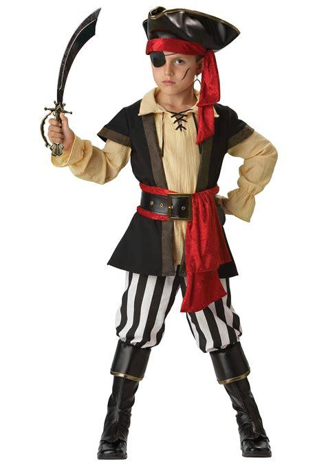 boys scoundrel pirate costume boys pirate halloween costumes