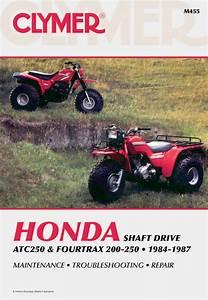 Honda Atc250  U0026 Fourtrax 200