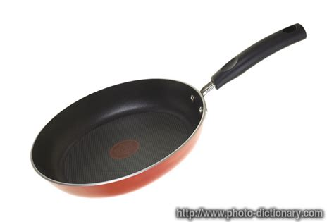 nonstick frying pan - photo/picture definition at Photo