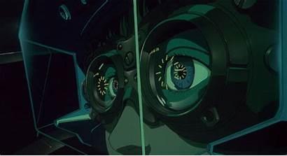 Anime Robot Cyberpunk Japanese Sci Fi Heads