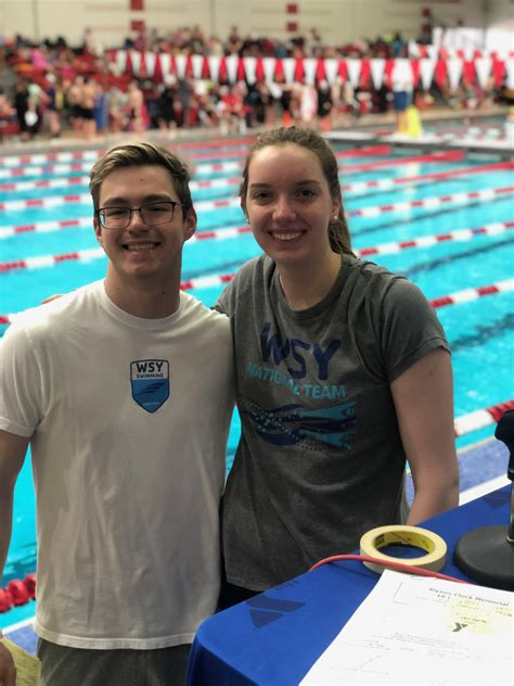 wsy swimming official site years competitive swimming