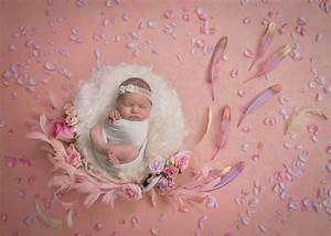 Giulia ~ Personalized Newborn Session with Hockey and Cranberries   One Big Happy Photo