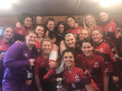 League Cup glory for five-star Reds Ladies | The Redditch ...
