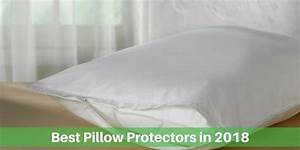 choose the best pillow protector to keep you safe With best pillow protector reviews