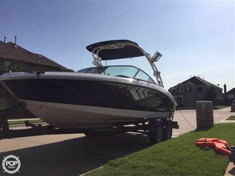 Used Chaparral Fish And Ski Boats For Sale by 2014 Used Chaparral H2o 21 Ski Fish Ski And Wakeboard