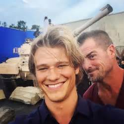 2016 Lucas Till George Eads and MacGyver