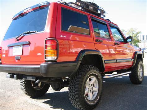jebzter  jeep cherokee specs  modification
