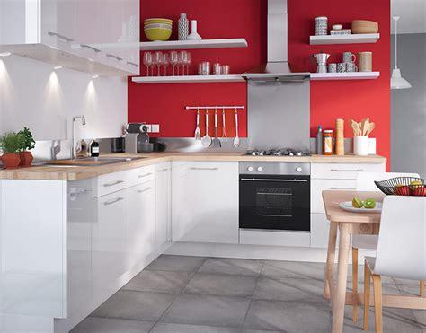 meubles de cuisine blanc meuble blanc cuisine cuisine en image