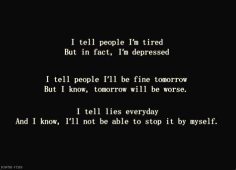 depression quotes  men quotesgram