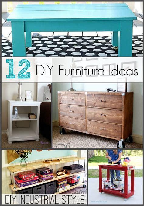 diy furniture ideas  shabby creek cottage