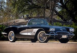 Chevrolet Corvette C1 : 1958 chevrolet corvette v8 c1 specifications photo price information rating ~ Medecine-chirurgie-esthetiques.com Avis de Voitures