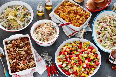 what sides go with bbq bbq side dish smackdown southern living