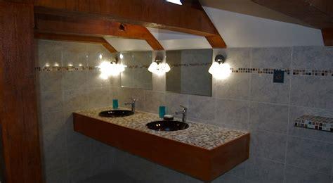 chambre d 39 hôtes margot vue salle de bain château de la
