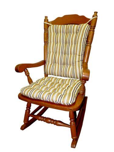 reviews rocking chair cushion set colton federal stripe