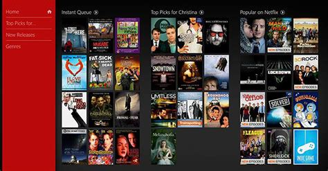 Netflix Arrives On Windows 8