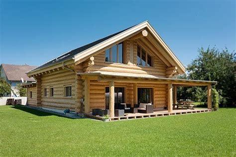 Alaska Blockhaus Blockhäuser  Naturstammhaus In 2018