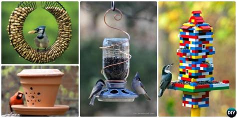 diy bird feeder projects  bring life   garden