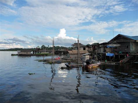foto tempat wisata menawan  kalimantan timur pesona