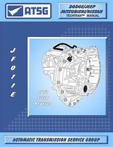 Jf011e Transmission Rebuild  U0026 Repair Manual
