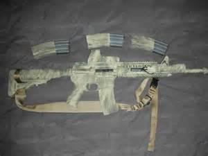 Best Paint for Guns Camo