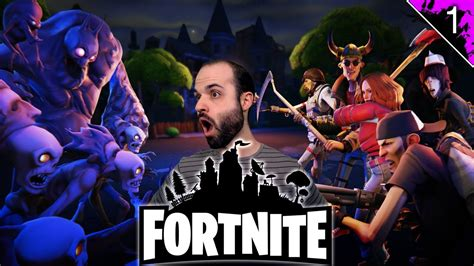 primer contacto fortnite gameplay espanol youtube