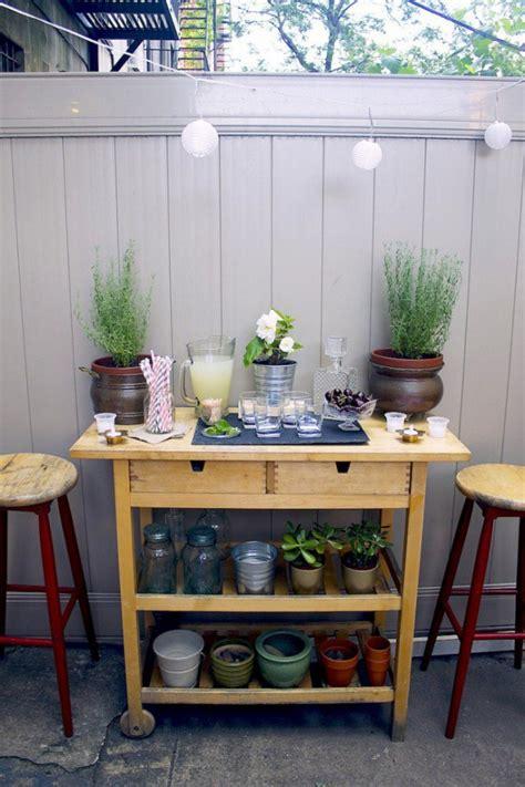 cheap patio bar ideas 19 easy cheap diy outdoor bar ideas