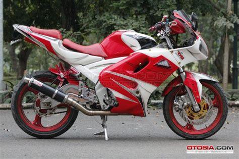 Vixion Modifikasi Moge by 7 Bagian Modifikasi Yamaha Vixion Jadi Moge Sport Otosia