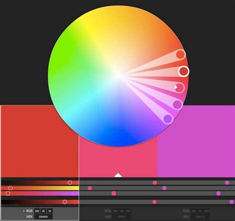 color wheel adobe color scheming on the computer maggie maggio