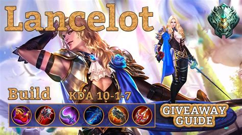 Lancelot Masked Knight! Guide + Giveaway