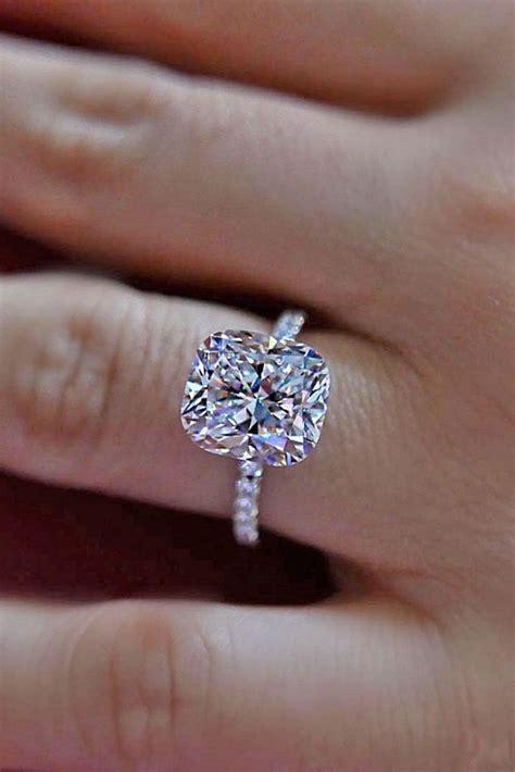 32 stunning cushion cut vintage engagement ring wedding engagement rings cushion engagement