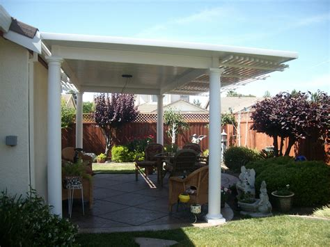 this is our past work for vinyl patio covers located in