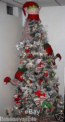 New Complete Christmas Tree Decor. / Ornaments Set With
