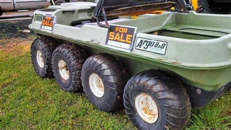 Boats For Sale Dalton Ga Craigslist by Argo 8 Motorcycles For Sale In Louisville Ky