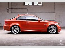 Valencia Orange Metallic BMW 1M Rare Cars for Sale