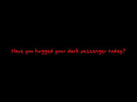 dexter quotes dark passenger