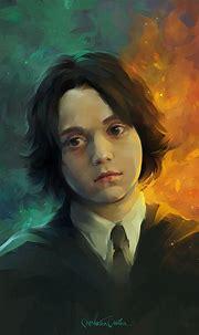 ArtStation - Severus Snape child ... | Harry potter ...