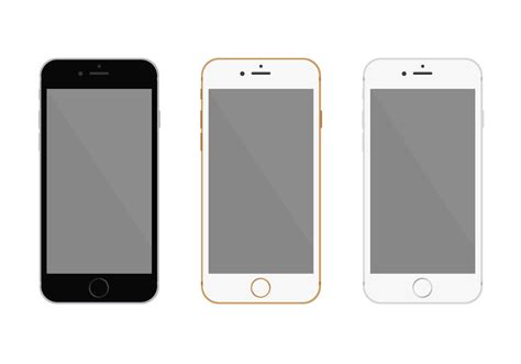 free downloads for iphones free flat iphone 6 vector free vector