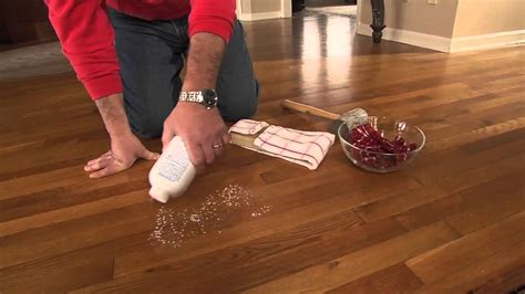 Fixing Creaky Floors With Baby Powder by Squeaky Hardwood Floors Baby Powder Floor Matttroy